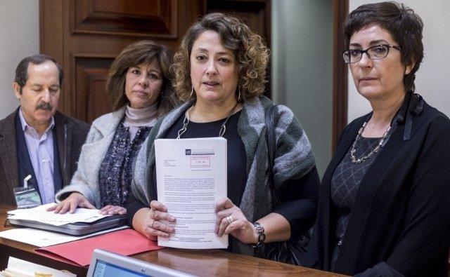 Plataforma Libertad de Expresión registra en el Congreso medidas