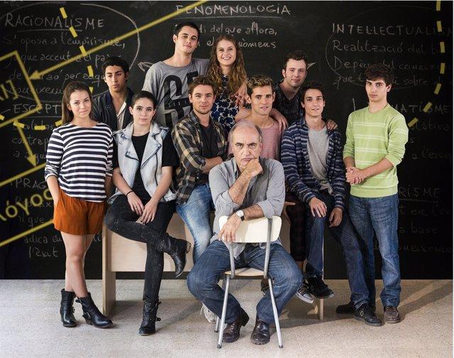 """Tv3 // Netflix Adquireix Els Drets De """"Merlí"""" Per A Amèrica Llatina I Els Estats"""