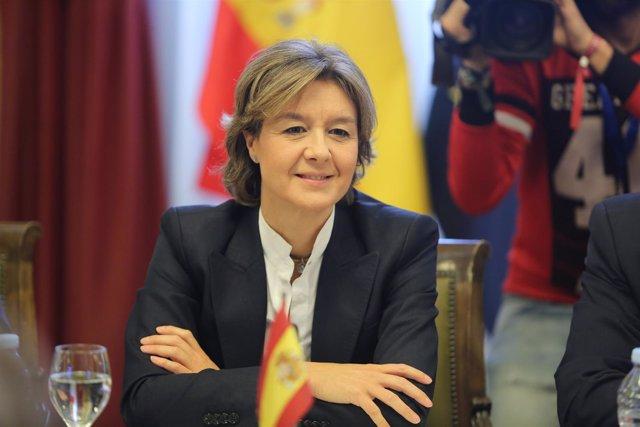 Isabel García Tejerina preside el Consejo Consultivo de Política Pesquera