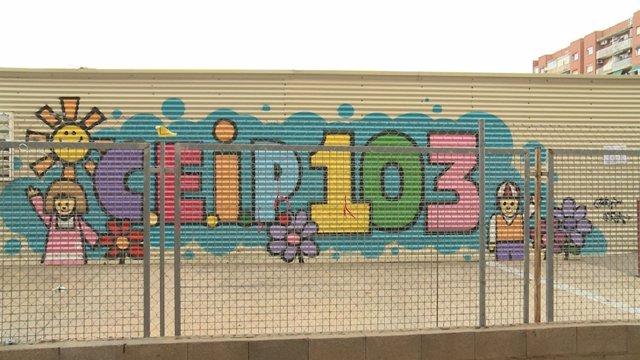 Imagen de recurso del colegio 103 de Valencia