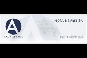 Entrega del XVI Premio Casa de América de Poesía Americana