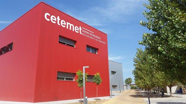 Sede de Cetemet, en el Campus Científico y Tecnológico de Linares.