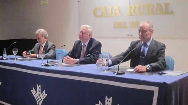 El director del INTA, Ignacio Azqueta.