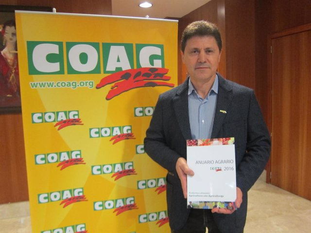 Miguel Blanco, secretario general de Coag