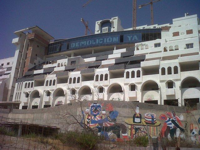 Hotel del Algarrobico