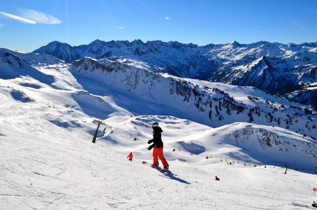 Baqueira Beret, esquí