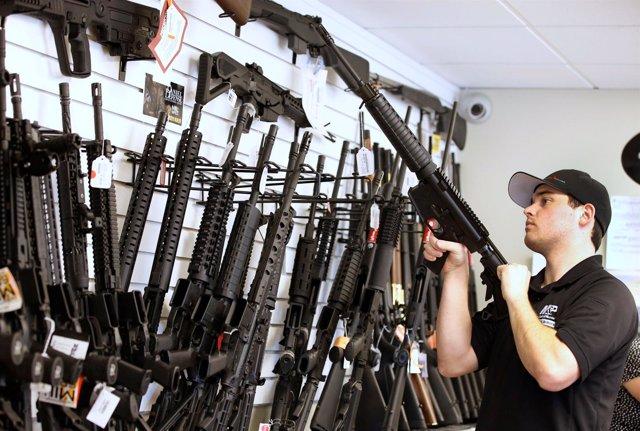 Armas fuego