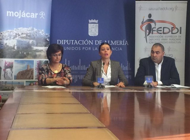 Feddi elige de nuevo Mojácar para su Campeonato de Petanca Adaptada.
