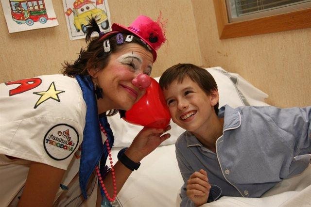 Doctores Sonrisa hospital niño