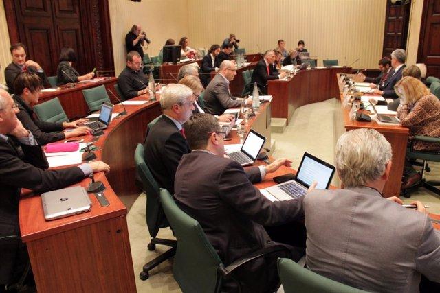 Comisión de Interior del Parlament