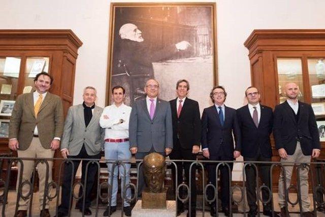 Petición museo ramón y cajal