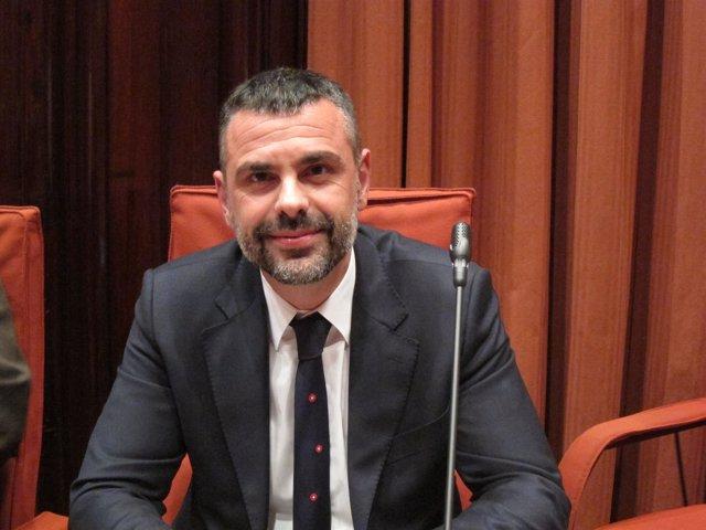 El conseller de Cultura S.Vila