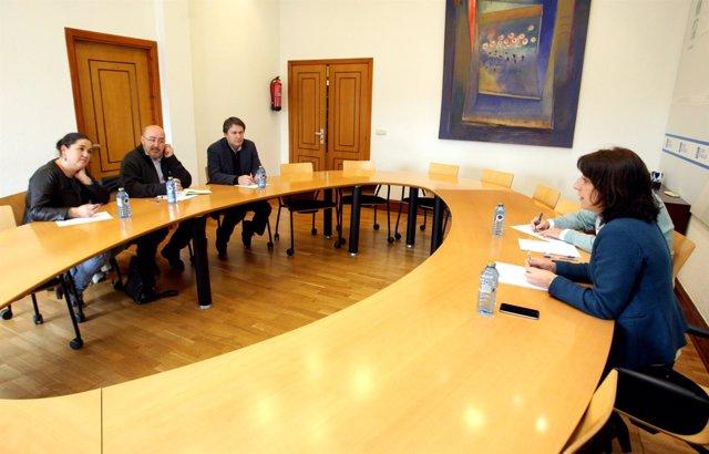 A Conselleira Do Medio Rural, Ángeles Vázquez, Manterá Unha Reunión Cos Sindica