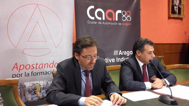 Las empresas del Clúster de Automoción de Aragón aumentan su facturación
