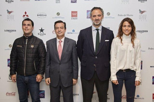 Presentación de la Madrid Horse Week