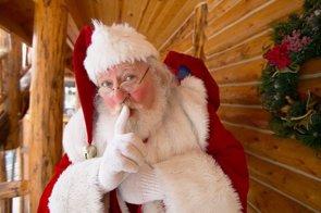 ¿Se debe esconder a los niños la verdad sobre Papá Noel? (GETTY)