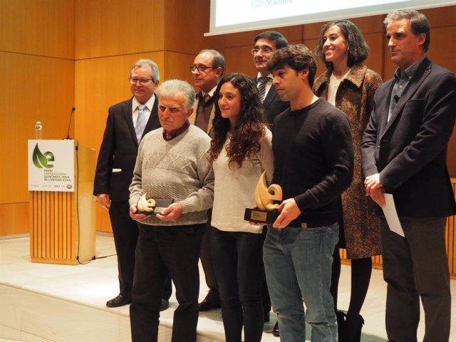 Premio Emprendeduría Quintanes BBVA del entorno rural