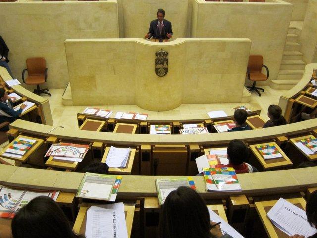 Revilla En El Parlamento