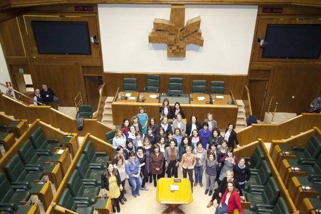 Parlamentarias vascas