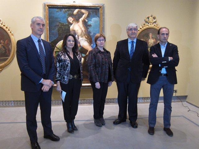 La exposición 'Pasión por el arte' se inaugura hoy en el Museo Goya