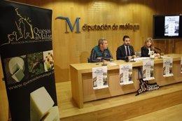 Rueda de prensa presentación 'Quesos de Málaga' Florido