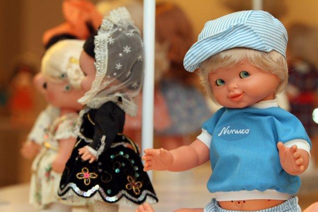 Exposición de muñecas en Alicante