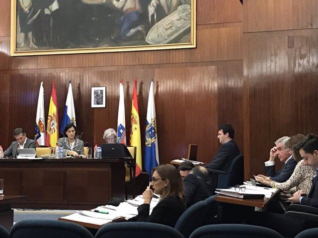 Pleno de Santander  (noviembre de 2016)