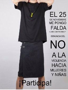 Campaña falda