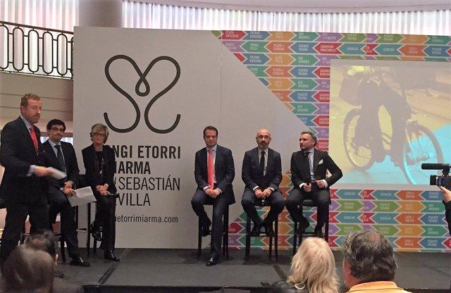 Sevilla y San Sebastián, aliados en Madrid para gastronomía y cultura