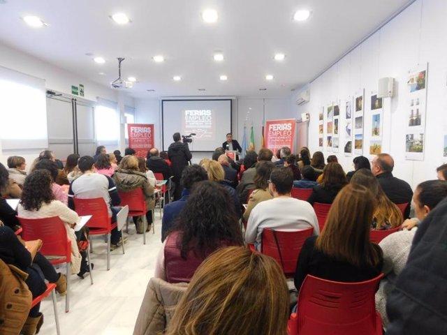 Feria de Empleo, Emprendimiento y Empresa 2016 en Villafranca