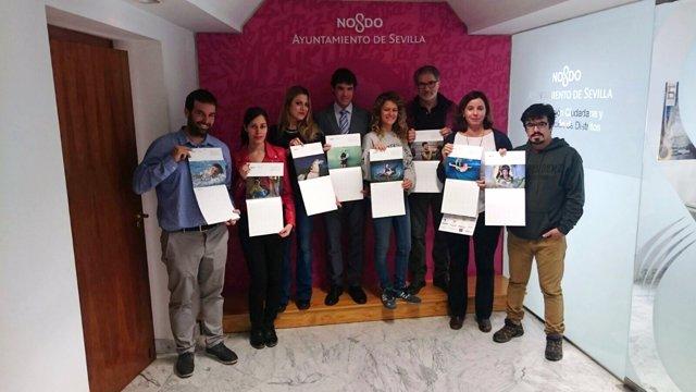 Nota De Prensa Autismo Sevilla Reúne A 12 Fotógrafos De Prestigio Para Reivindic