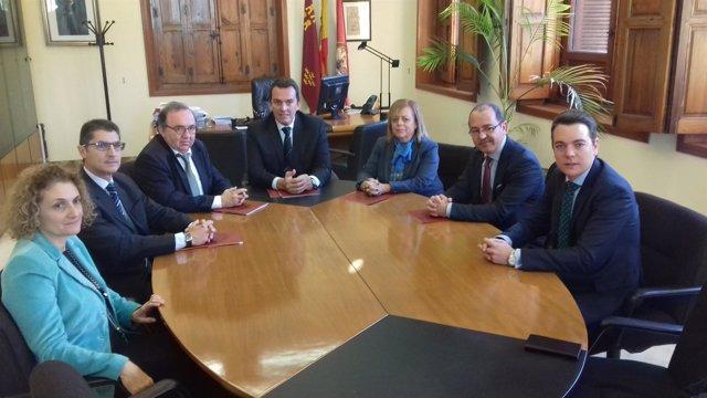 Nota De Prensa Último Pleno De Javier Ruano En El Consejo Social De La Umu Y Pre