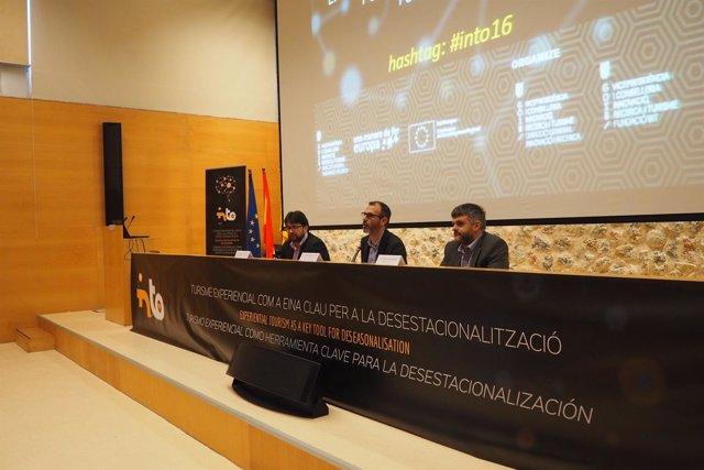 Biel Barceló en el INTO 2016