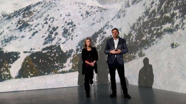 A pistas de ski de Aramón se abrirán al público el 2 de diciembre.