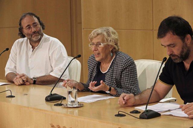 Villalobos, Carmena y Murgui