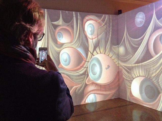 Bolonia expone la colección daliniana de Beniamino Levi