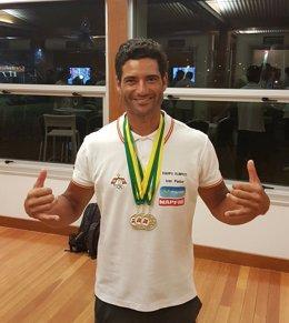 Iván Pastor campeón mundo Mundial Raceboard Australia