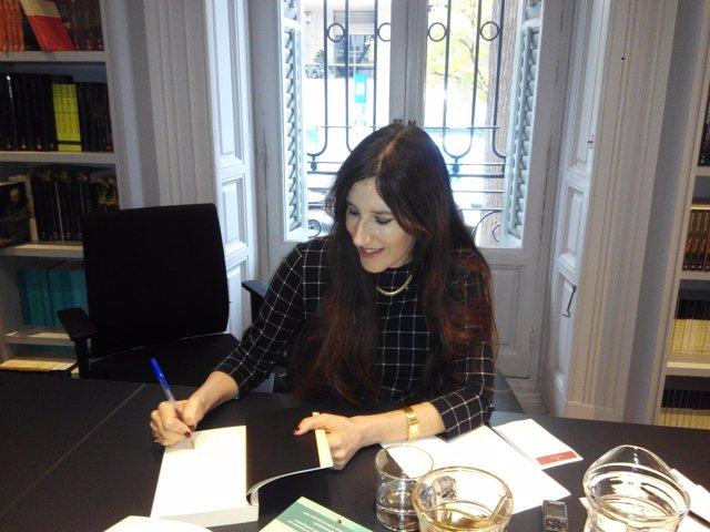 La escritora israelí Zeruya Shalev