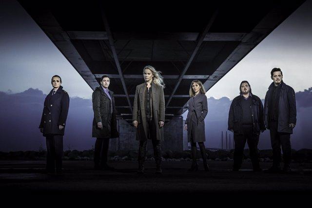 Bron (El puente), tercera temporada