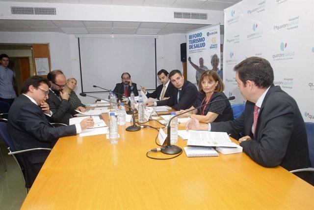 Hospital Quirónsalud de Torrevieja reúne a expertos