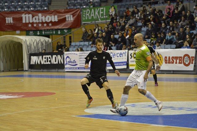 Palma Futsal cae ante Santiago