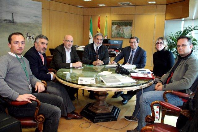 Diputación apoya que Granada acoja Asociación Española de Industria de Ciencia