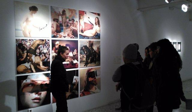 Centro menores Muestra Arte Joven