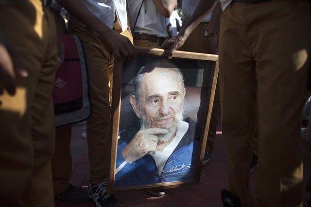 Así vive Cuba tras la muerte de Fidel Castro.