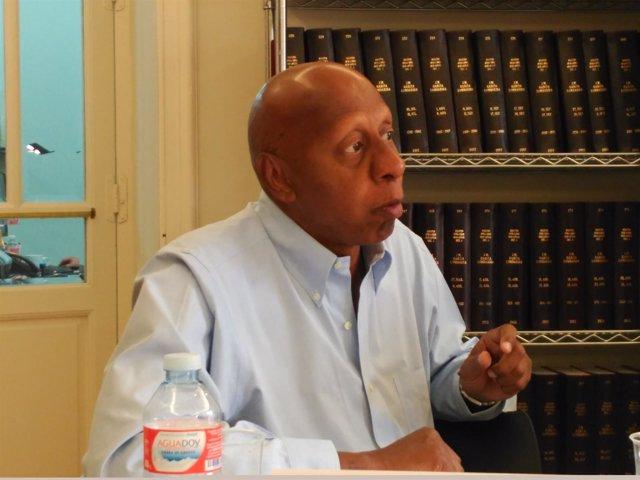 Guillermo Fariñas, representante de la oposición cubana