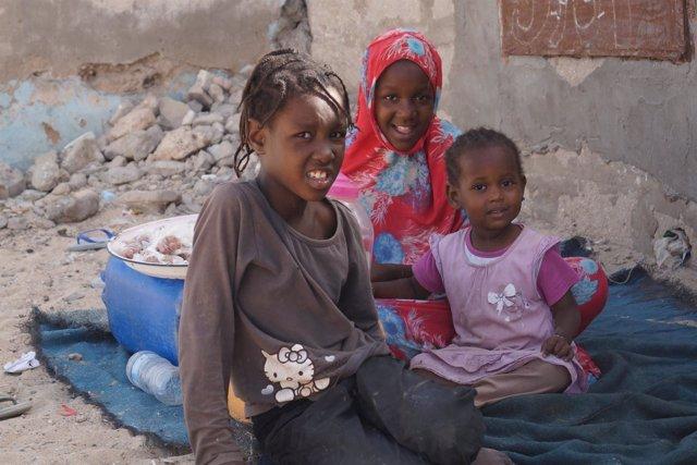 Proyecto de la Asociación Mujeres de Cabeza de Familia en Mauritania