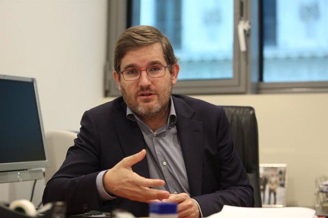 Entrevista con el diputado aragonés del PSOE Ignacio Urquizu