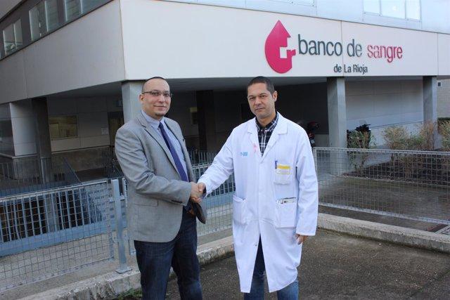 Acuerdo entre Iberocardio y Banco de Sangre