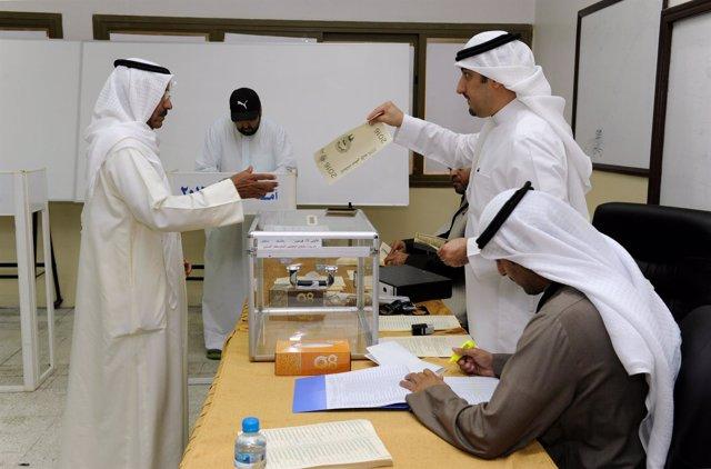 Elecciones legislativas en Kuwait