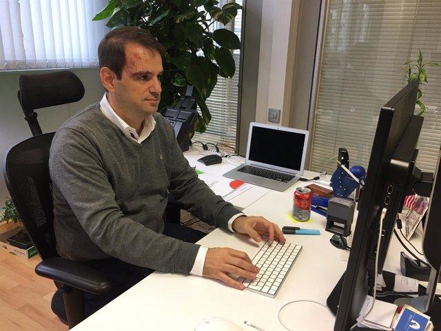 El director ejecutivo de Civiciti, Pablo Sarrias